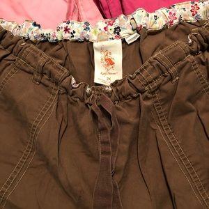 Lindsey Koi Scrub Pants Petite
